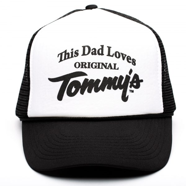 This Dad Loves Original Tommy's Baseball Hat