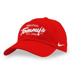 Nike Original Tommy's Ballcap (Red or Black)