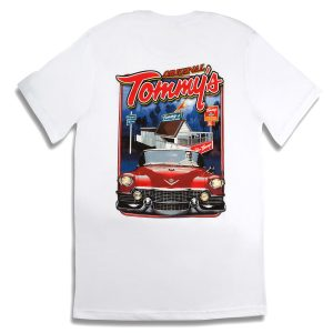 Let's take a ride to Tommy's T-Shirt