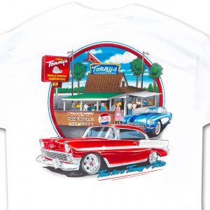 Time for a Tommy's Run – T-Shirt